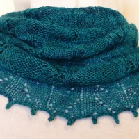 Once Upon a Cowl - Teal