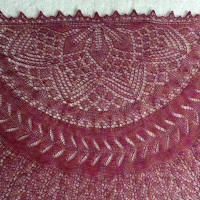 High Desert shawl.