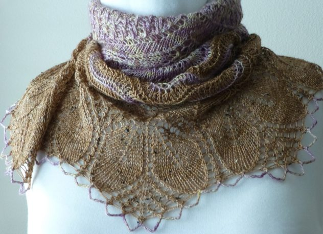 Downton Abbey shawl.
