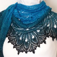 1001 Nights shawl.