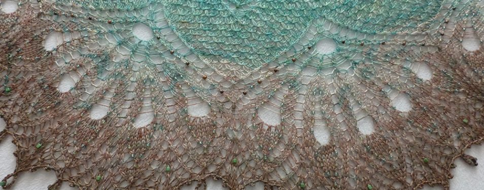 Beautiful By-the-Sea Shawl