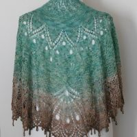 By The Sea shawl.