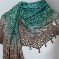 By-the-sea shawl.