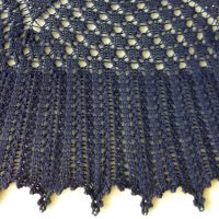 Night Skies shawl.