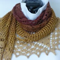 Not All Who Are Lost shawl.