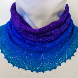 Deep Waters cowl.