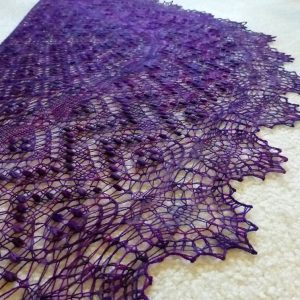 Sweet Dreams shawl.