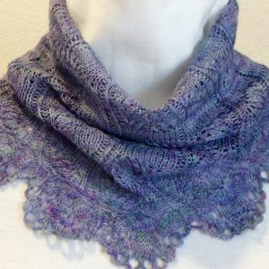 Water Lilies cowl.