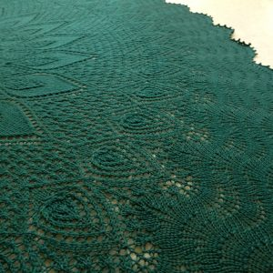 Green Gables shawl.