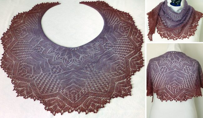 Harvest Maiden Shawl