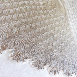 Wedding Shawl.